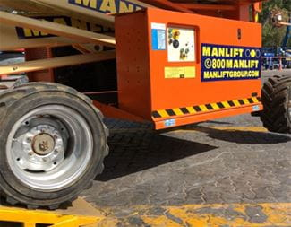 The oscillating axle: a valuable feature for operations on rough terrain | Manlift