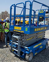 IPAF Training Manlift