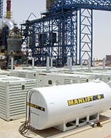 Large Capacity Power Generators Manlift Power Qatar