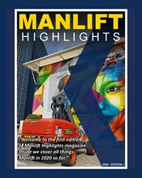 Manlift Magazine Highlights-2020