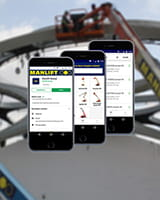 Manlift Rental App Download