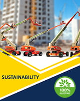 Manlift Sustainablity