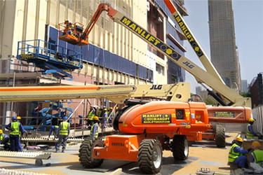 Industrial Solutions manlift