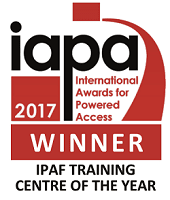 IPAF Training Center of the Year - Manlift