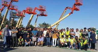 Manlift 10 Year Service Awards Dubai - UAE