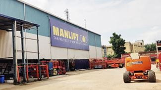 Manlift India New Depot