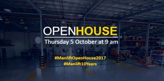 Manlift Open House 2017
