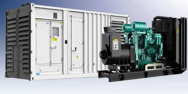 Power Generator Large Capacity MPG-1000