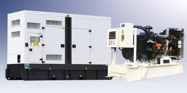 Medium Size Power Generator MPG G-350