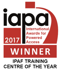 IPAF Training centre of the Year 2017