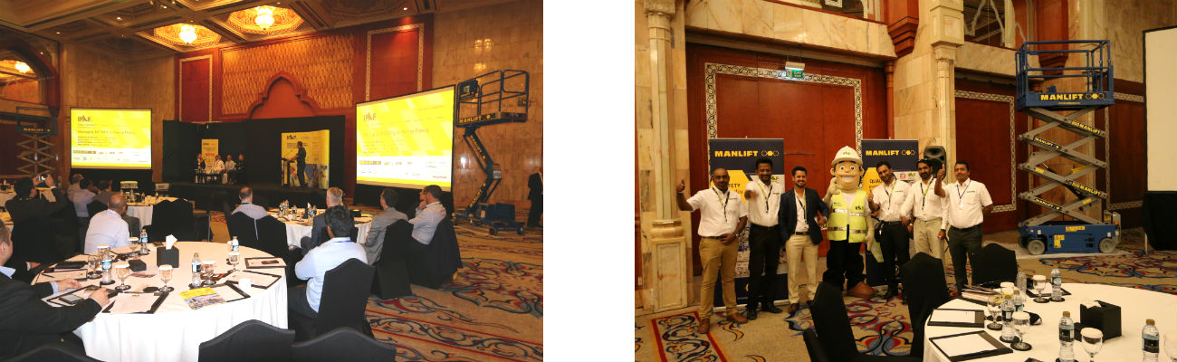Manlift - IPAF Middle East Convention 2017