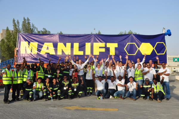 Manlift Open House 2017 event
