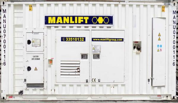 Power Generators 800kva